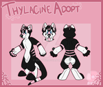 Thylacine Design by Sockune