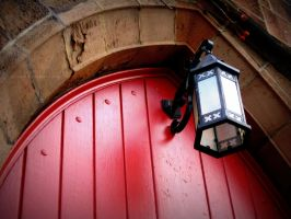 The Light With The Red Door by jemgirl