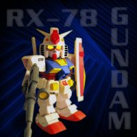 SD Gundam by acer-v