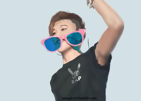 Moon Jongup by samyhedgehog654