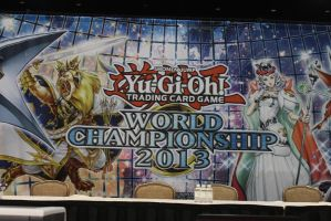 Center Side of the GIANT World Championship Banner by Pharaohmones