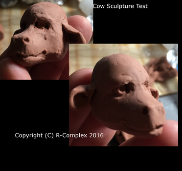 Cow Sculpt by R-Complex25