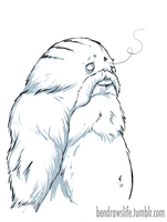 Abominable Charles Christopher by bensigas