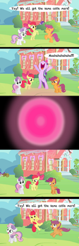 The Crusaders of the (actually) lost Mark by ForestB
