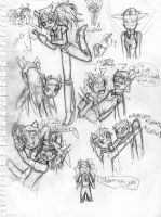 PortalStuck Sketches by Hetagreen44