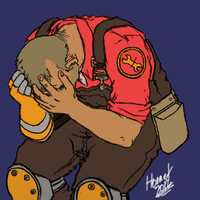 TF2 - Desperation by ZeHornet