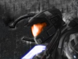 HALO -- MARK V by AzureFlame92