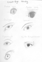 Crack eye study draft by mdu-ntr