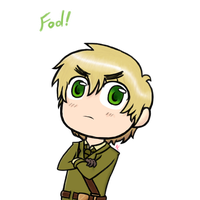 Hetalia - Chibi England by xNature-lighTx