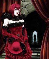 Causless as Madame Red by cluis