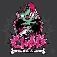 Child Punk Zombie by thinkd