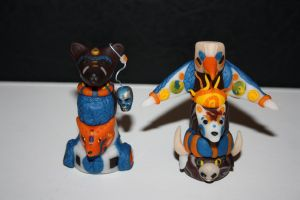 Animal Totems by Isabella3991