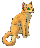 Fireheart by StormFalconFire