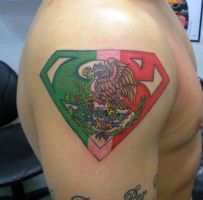 Mexican Superman by PainlessJames