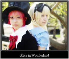 Alice in Wonderland Photoshoot by lolitam10m