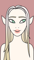 Elfin by ZacharyWolf