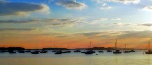 inner harbour by awjay