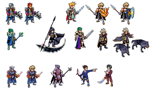 Aurora Blade sprite edit by shadowbrand-haze
