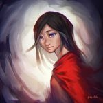 Red Cloak by mcptato