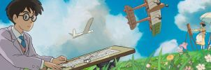 The Wind Rises by Miss-Melis