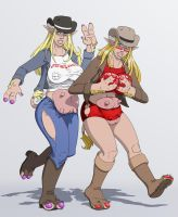 -c- Cowgirl TF 3 by solios