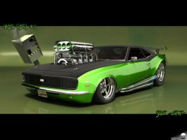 Camaro Big-block by StkZ613