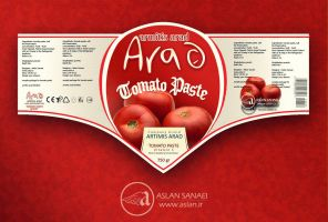 arad tpmato paste by pedrum