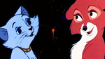 THE FOX AND THE FELINE by obscurepairing