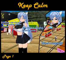 Keep Calm - Page 1 by error010255