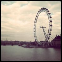 The London eye. by Valentine-Summer