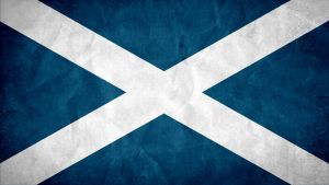 Scotland Grunge Flag by SyNDiKaTa-NP