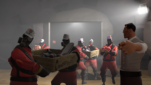 [SFM] Medics Little Helpers by SovietDenmark