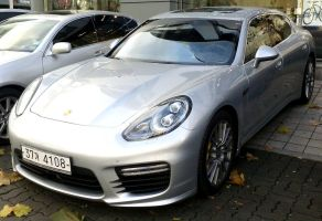 The All New Porsche Panamera Sedan by toyonda