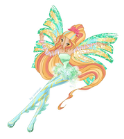 .: Dafne Nypmh of Sirenix :. by senseya