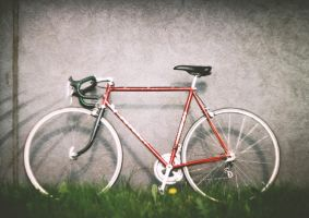 Bicycle.. by Crypt012