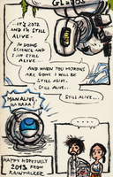 Still alive in 2012 by raintalker