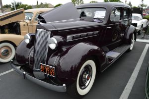 1935 Packard 120 Sedan V by Brooklyn47