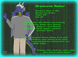 Ralter Profile by ralter