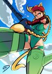 STRIKE WITCHES X CAMMY by yubigd