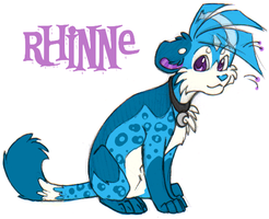 Innocent Rhinne.. by Rhinne