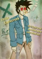 Jason Battlecreek by SinfulFreedom