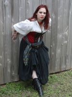 Red Pirate Roberts 36 by HiddenYume-stock