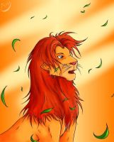 Simba - Now I'm the king by Frankychan1