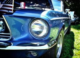 1967/68 Ford Mustang by Marissa1997