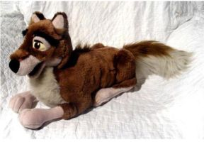 .: Mint Balto Plush :. by BeachBumDunkin
