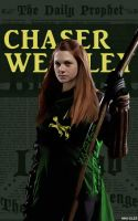 Chaser Weasley by nhu-dles