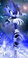 Sonic - Galaxy by ZeroLiver