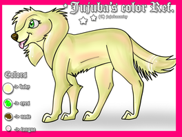 Jujuba's New Color Ref. by jujubacandy