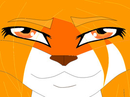 vixen's close up by ipodhero