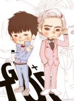 GD and TOP by Bergie1989